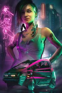 Projekt Red Cyberpunk 2077 5k