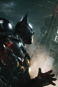 Ps4 Batman Arkham Knight 4k
