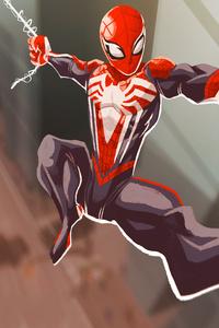 PS4 Spider Man Cartoon