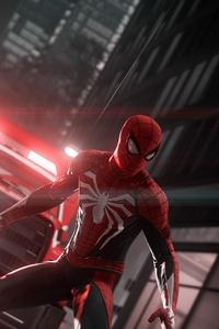 Ps4 Spiderman 2018 4k