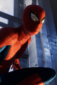 Ps4 Spiderman 2018