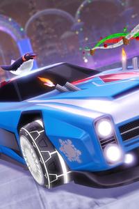Psyonix Rocket League Happy Holidays