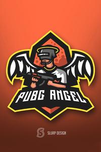 Pubg Angel Minimal 4k