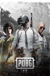 Pubg Game Poster Art 4k
