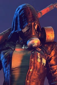 Pubg Gas Mask Guy