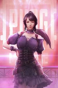 1080x1920 Pubg Girl Game 2020