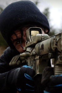 Pubg Guy With Sniper 4k