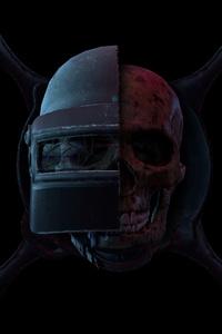 Pubg Helmet Skull