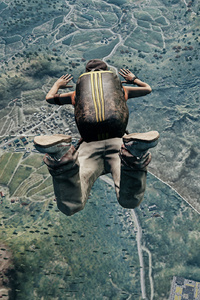 Pubg Jump From Plane 4k