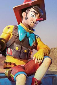 Pubg Pinocchio
