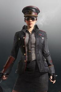 Pubg Police Girl