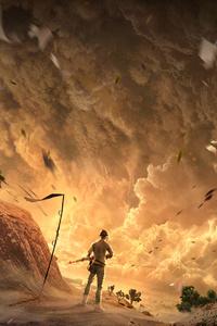 Pubg Sandstorm Incoming