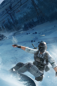 750x1334 Pubg Winter Season 2019