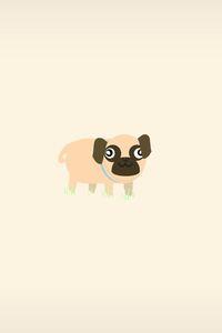 Pug Minimalism
