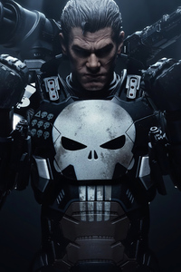 Punisher War Machine
