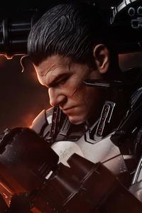Punisher X War Machine War