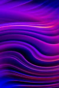 Purple Galaxy Abstract 4k