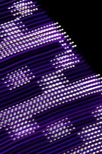 240x320 Purple Level Midnight 4k