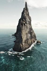 Pyramid Australia Sea