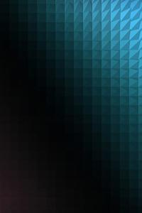 320x480 Pyramid Gradient Light Flares 4k