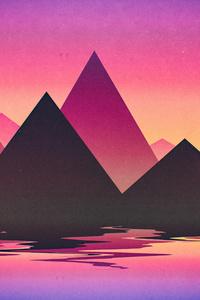 480x800 Pyramid Outrun 5k