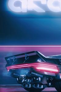 Quadra Turbo R V Tech In Cyberpunk 2077