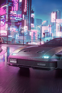 Quadra V Tech Cyberpunk 2077 4k