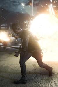 640x960 Quantum Break Shooting