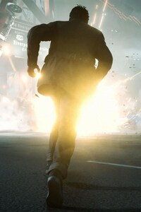 1242x2688 Quantum Break Xbox One Game