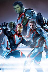 Quantum Realm Suit Avengers Endgame 2019