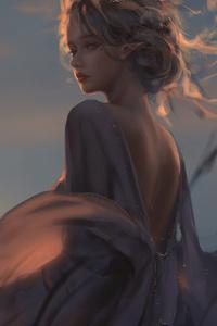 Queen Alone Evening 4k