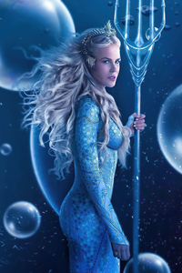 750x1334 Queen Of Atlantis Aquaman