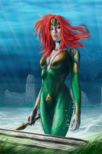 Queen Of The Sea Mera 4k