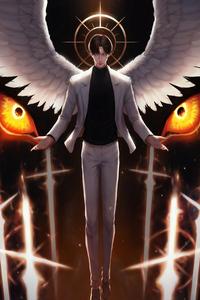 750x1334 Ra Anime 4k