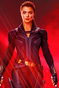 480x854 Rachel Weisz As Natasha Romanoff In Black Widow Movie 5k