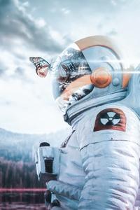Radioactive Astronaut