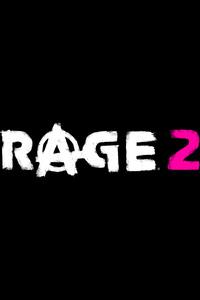 Rage 2 Logo 8k