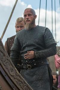Ragnar Bjorn Lagertha Vikings