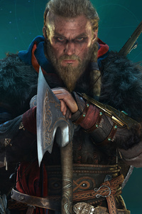 Ragnar Lothbrok Assassins Creed Valhalla 2020