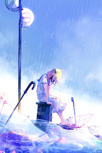 1440x2960 Rain Not Affect Me