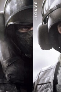 Rainbow Six Seige Collage