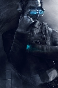 540x960 Rainbow Six Siege Operation Phantom S 8k