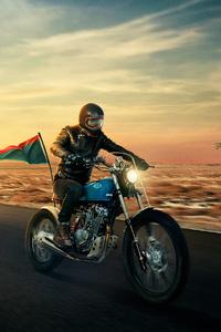 1080x2160 Ram Custom Bike