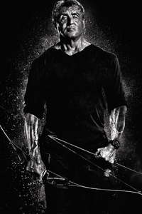 1080x2160 Rambo V The Last Blood Movie 4k 2019