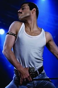 240x320 Rami Malek In Bohemian Rhapsody Movie
