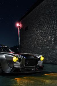 1125x2436 Rampage Camaro 4k