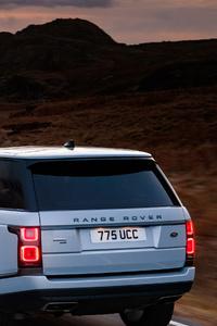 Range Rover Autobiography P400e LWB 2018 Rear