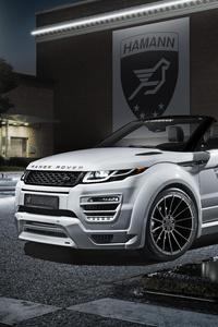 480x800 Range Rover Evoque 8k