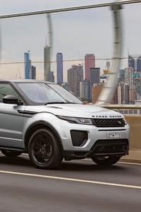 Range Rover Evoque HSE Si4 Dynamic Black Design Pack 2018