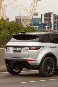 Range Rover Evoque HSE Si4 Dynamic Black Design Pack 2018 Rear